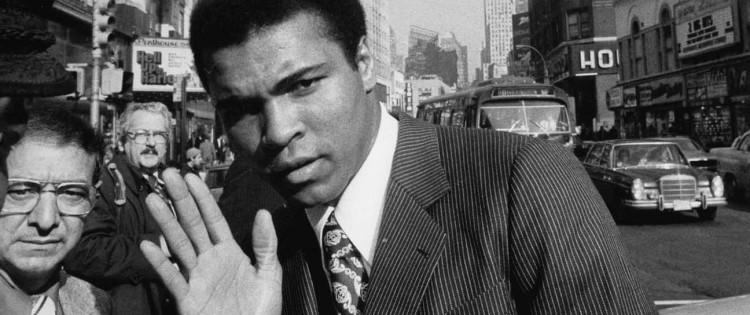 Se filmen I am Ali gratis här på sport24 - Filmen om den störste
