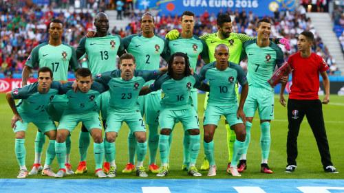 Portugals fotbollslandslag för herrar 2016