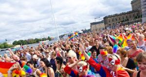 Happy People @ Prideparaden 2011