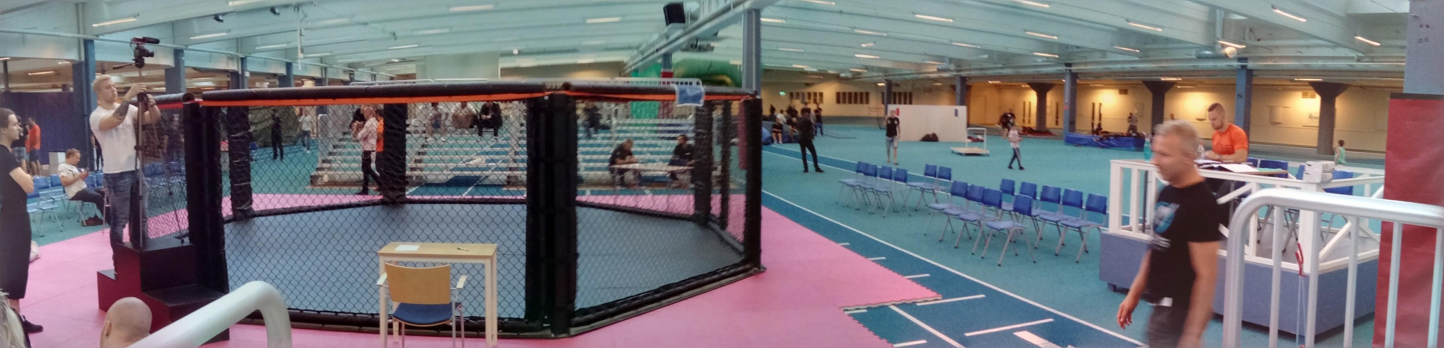 Fight Challenge Nova MMA