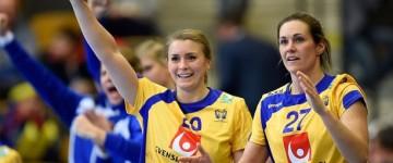 Svenska handbollslandslaget damer